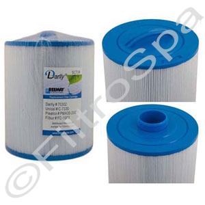 (190mm) SC739 Replacement Filter