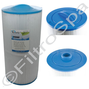 (375mm) SC774 PCD75 Replacement Filter